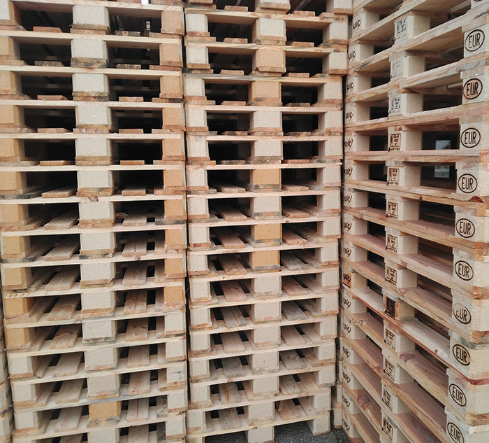 New Wood Pallets - Toronto Pallet Solutions